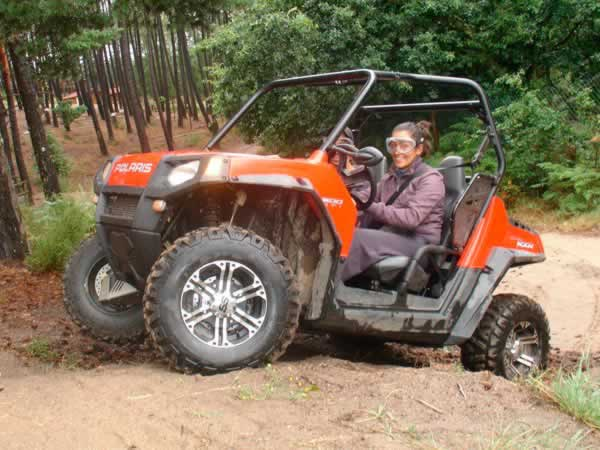 Polaris Ranger Tours