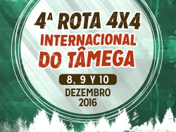 4ª Rota 4x4 International do Tâmega