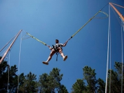 Big Air Bungee Ejection